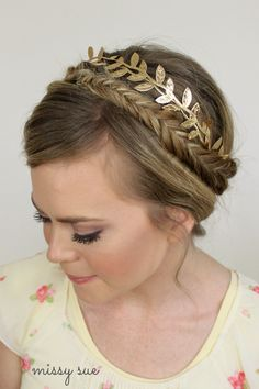 Braid 2-Fishtail Heidi Braids