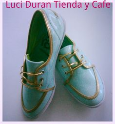 Ultima tendencia en zapatos