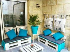 Couches for your your balcony