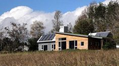 """Architects take green to new level 