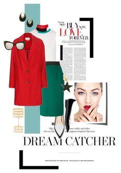 """Dreamcatcher"" by mathilda-moo ❤ liked on Polyvore featuring Derek Lam, Dolce&Gabbana, Étoile Isabel Marant, STELLA McCARTNEY, Alexis Bittar, Elizabeth and James, women's clothing, women's fashion, women and female"