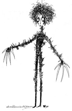 tim burton edward scissorhands | De la utopica mente..de Tim burton..