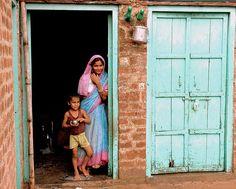 The women of Akbarpura, Akshay Mahajan Medical Help, Women Empowerment, Doors