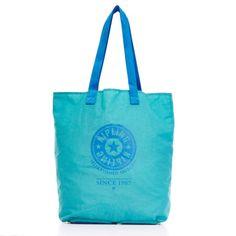 Hip Hurray Convertible Tote Bag - Brilliant Jade