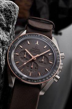 da3f185b6d8 Relógio com pulseira de nylon (lona).  must.have Amazing Watches