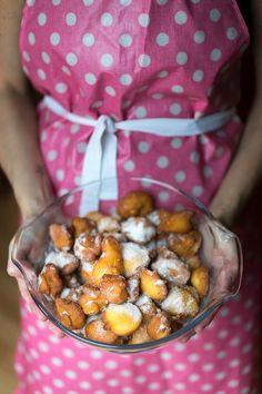 Castagnole di carnevale: Ricetta originale