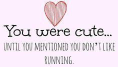#RunnerProblems lol