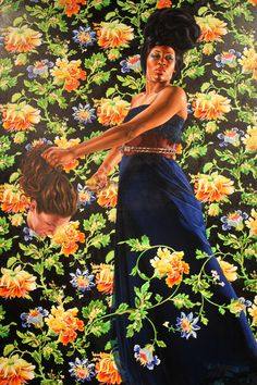Kehinde Wiley's newest body of work, An Economy of Grace, at Sean Kelly Gallery