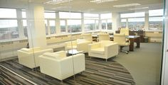 office #glass #partition services in GXI Group London
