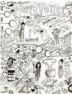 harry_potter_doodle_page_by_theredfacedromantic-d51q4ua.jpg 781×1.022 píxeles
