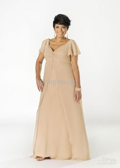 36b40f55ca4 66 Best Mother of the bride dresses plus size images