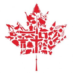 """""""Our latest illustration project for the Canadian Tourism Commission."""