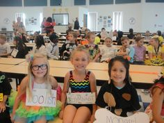 grade one tier 2 vocabulary dress up day - Google Search