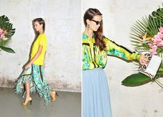 Trend Obsession: Birds of Paradise, The Tropical Fever! http://www.fashionaporterbypepa.com/2013/05/trend-obsession-birds-of-paradise.html