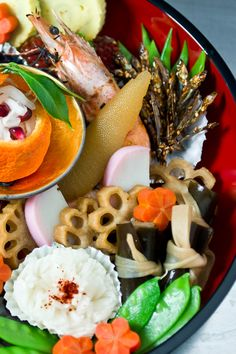Good Article: What is Osechi Ryori? - a subset of Japanese cuisine made up of dishes that are traditionally eaten on Oshogatsu New Year's|お節料理