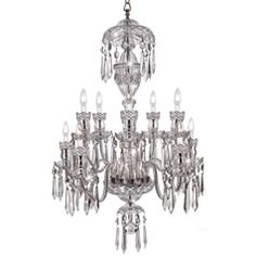 Waterford Crystal Chandeliers Lighting The Bold And Beautiful