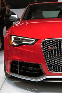 2013 Audi RS5. Ello Beautiful :-D