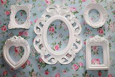 decoração espelhos provençais - Pesquisa Google