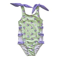 Zadie – Kimi and Li Bikini by Lisa Dorian Best Strap On, Baby Bikini, Peek A Boos, Cool Girl, Kids Fashion, Bodysuit, Rompers, One Piece, Suits