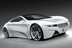 The original looked much better, but this BMW M1 homage concept is still pretty cool