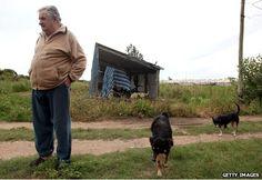 José Mujica: el presidente más pobre del mundo