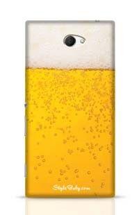 Mug Of Beer Sony Xperia M2 Phone Case