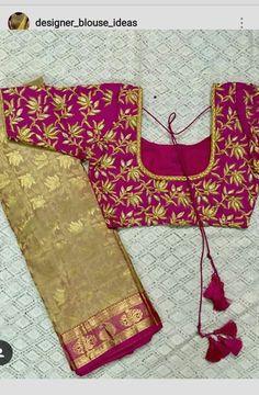 South Indian Blouse Designs, Best Blouse Designs, Blouse Neck Designs, Mirror Work Blouse Design, Hand Work Blouse, Wedding Saree Blouse Designs, Nehru Jackets, Designer Blouse Patterns, Chai