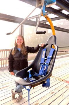 Ride a roller coaster in the Hocking Hills - News - Logan Daily News