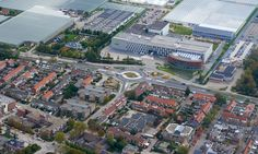 Rotonde-MA-de-Ruyterstraat en hoofdkantoor Rijk Zwaan