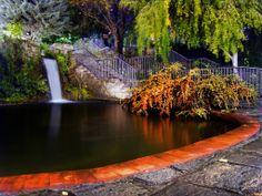 GREECE CHANNEL   Waterfall Park in Edessa