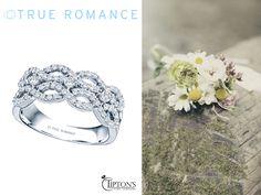 .72cts Diamond Anniversary Band by True Romance