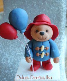 #toppercake #gumpaste #fondant#osito #paddington bear #tartaspersonalizadasmadrid