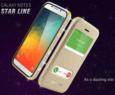 Love Mei Samsung Galaxy Note 5 Star Line Case