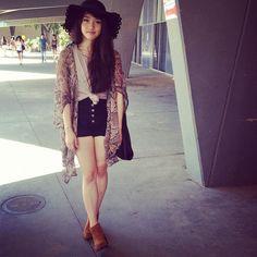 "love paisley print almost as much as I love clothesencounters (aka Jenn Im)"" data-componentType=""MODAL_PIN Daily Fashion, Boho Fashion, Fashion Outfits, Womens Fashion, Fashion Story, Jenn Im, Clothes Encounters, Summer Outfits, Cute Outfits"