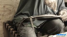 How It's Made - Hand made shoes on Vimeo