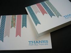 beautiful card hand made by Holly from A Paper Affaire (http://www.etsy.com/shop/apaperaffaire?ref=seller_info)  $4.50