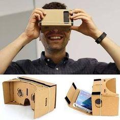 Yang lagi booming akhir2 ini.. Penggemar gadget silakan mampir yaa.. CARDBOARD VIRTUAL REALITY BLACK MAGNET  Nikmati sensasi game / film / aplikasi  Virtual Reality 3D menggunakan cardboard.  Anda dapat bermain game seperti masuk ke dalam game tersebut. Anda bisa menoleh ke atas bawah kiri kanan seakan2 berada di dalam game.  Nb : untuk smartphone up to 4.7 inch  Penjelasan dan gambar lengkap bisa cek website kami ya  http://ift.tt/1qsZ4Fb  Contact Us : PIN BBM = 5E0FC6D6 WHATSAPP / SMS…