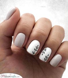 100 Trendy Stunning Manicure Ideas For Short Acrylic Nails D.- 100 Trendy Stunning Manicure Ideas For Short Acrylic Nails Design – Page 82 of 101 – - Cute Nail Art Designs, Short Nail Designs, Acrylic Nail Designs, Acrylic Art, Shellac Nail Designs, Square Nail Designs, Designs On Nails, Nail Design For Short Nails, Acrylic Nails With Design