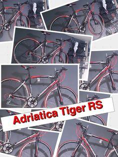 Bicicleta modelo Tiger RS de #Adriatica