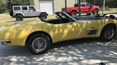 FOR SALE 1972 Chevrolet Corvette for sale 100898300 #carsforsale #luxurycars #chevrolet