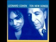 Leonard Cohen Ten New Songs In My Secret Life Leonard Cohen; Sharon Robi...