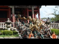 (HD)清水寺青龍会・観音加持 2012.9.15-Kiyomizu Dera Temple Seiryue - YouTube