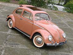 My dream car! My Dream Car, Dream Cars, Wolkswagen Van, Carros Retro, Vw Super Beetle, Vw Classic, Vw Vintage, Cute Cars, Vw Beetles