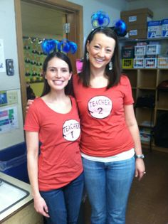Teaching With Style!: Teacher Twin Outfit!