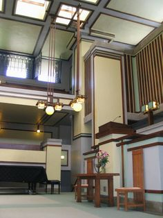 Unity Temple / Frank Lloyd Wright