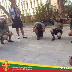 #LebaneseScouts , #scouts