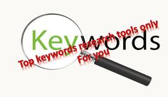 free keywords research tool list