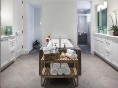 Spa Bath :: 6873 il Regalo Circle, Naples, FL 34109