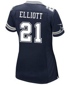 Nike Women s Ezekiel Elliott Dallas Cowboys Game Jersey Women - Sports Fan  Shop By Lids - Macy s 857b2fccd