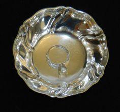 Antique 1860-1900 Whilhelm Binder, Germany, Silver 835   Ring/Trinket Dish #Binder18601900 $35.00 OBO Free Shipping